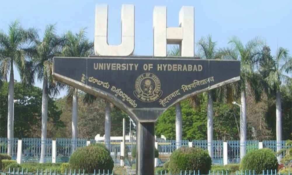 UoH research scholar found dead in hostel