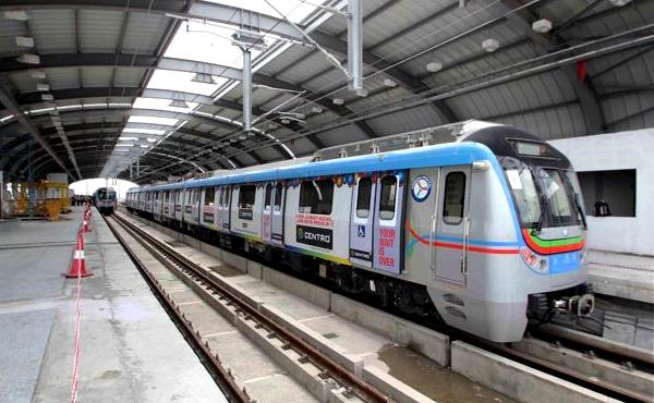 PM Modi to flag off Metro Rail Nagole-Miyapur corridor by year-end