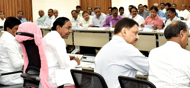Drinking water to all villages in Telangana: CM KCR