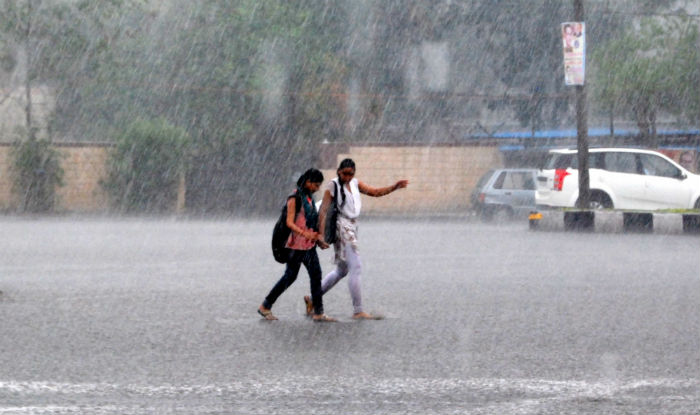 Heavy rainfall likely in Telangana districts for three days