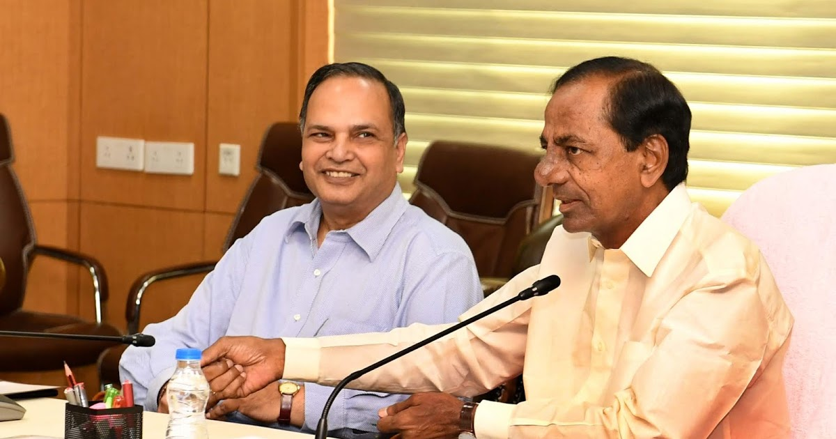 CM KCR instructs revenue principal  secretary to commence the process of formation of two more districts, namely Mulugu and Narayanpet