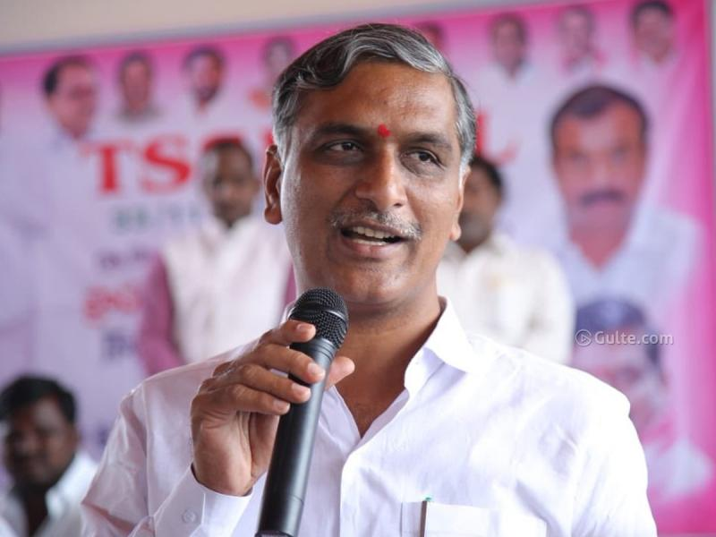 T Harish Rao challenges the BJP leaders to reveal the number of jobs created in the past six years