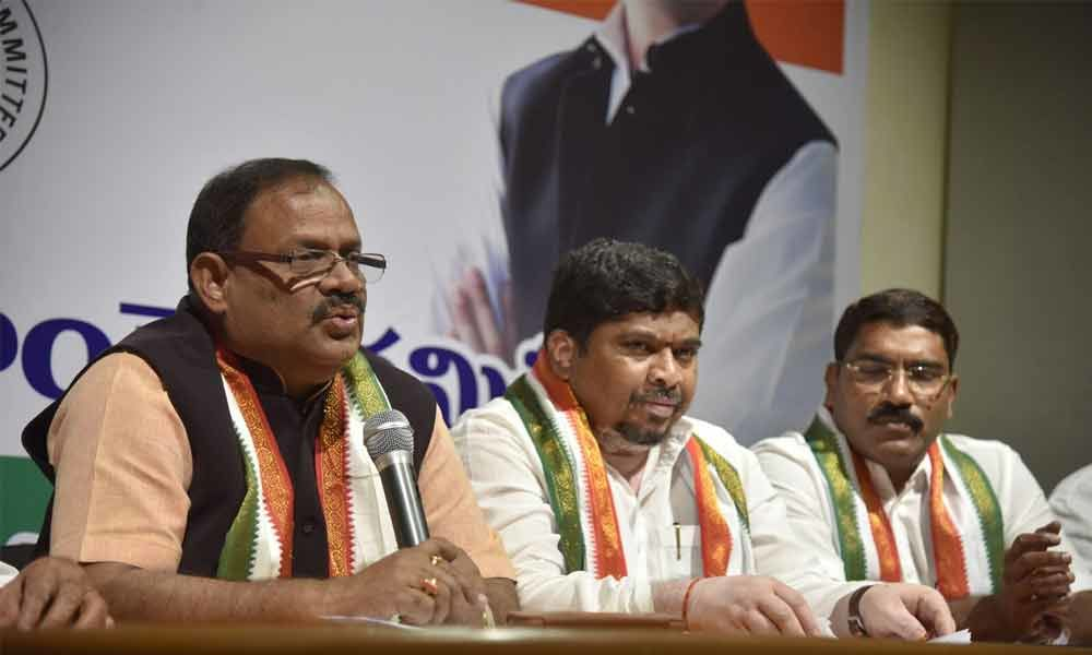 TPCC executive committee to meet on June 29 at Nagarjunasagar
