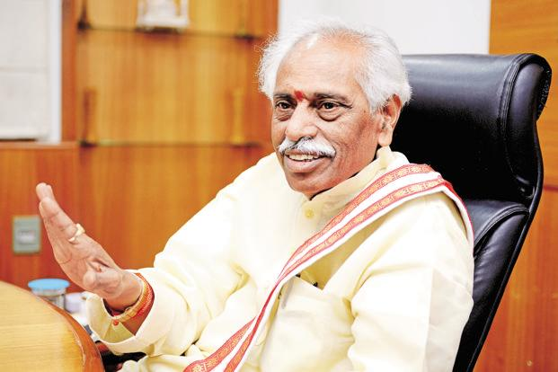 ESI is not going to shift from Erragadda: Bandaru Dattatreya