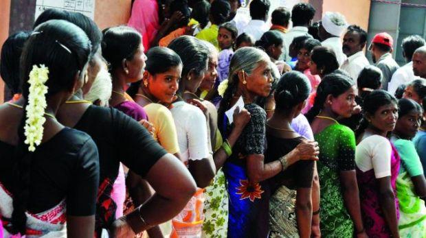 Voting begins in Hyderabad for GHMC polls