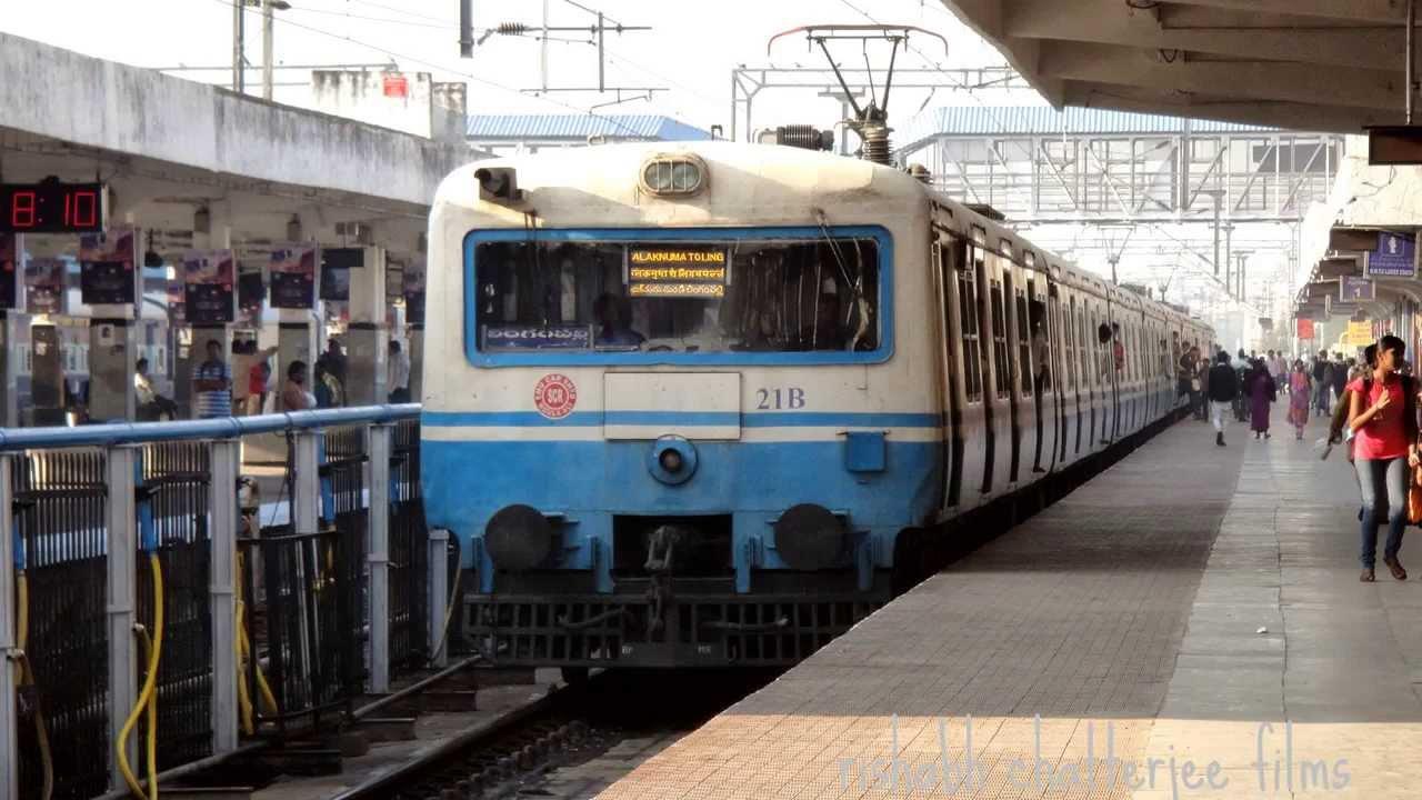 MMTS services partially cancelled between Kacheguda-Yakutpura