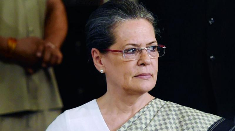 Sonia Gandhi to address election meeting at Medchal on Nov 23