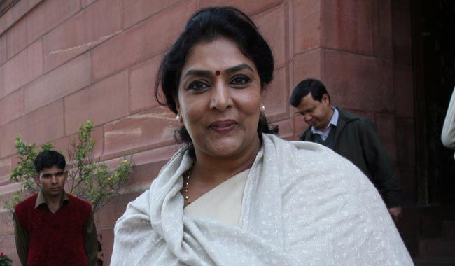 Renuka Chowdary threatens to resign from Congress if not allocated Khammam Lok Sabha seat