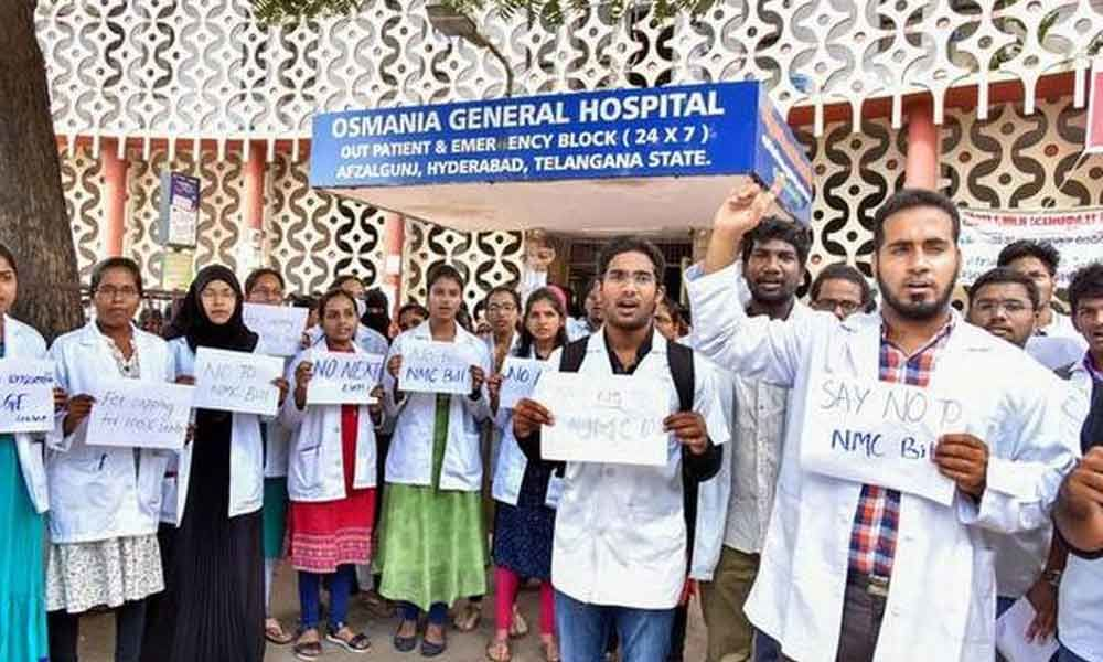 Doctors to intensify protest