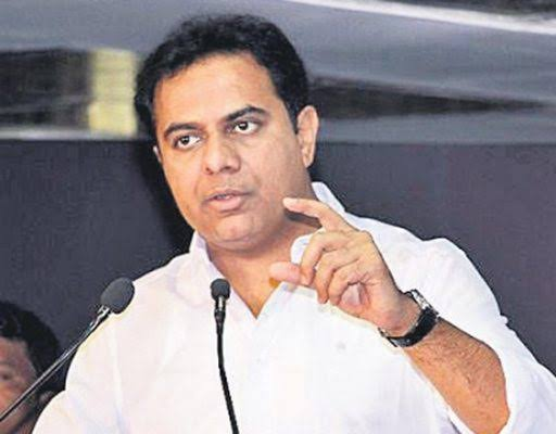 KTR urges Rajnath to issue directions to reopen roads in Secunderabad Cantonment