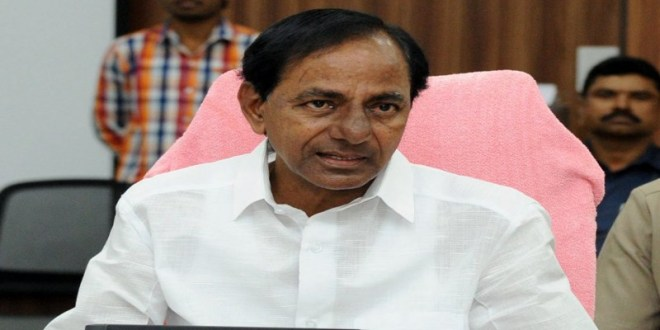 CM KCR appeals to people to use drinking water carefully