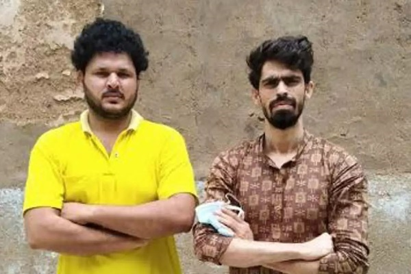 Two arrested for crowd funding fraud in Hyderabad