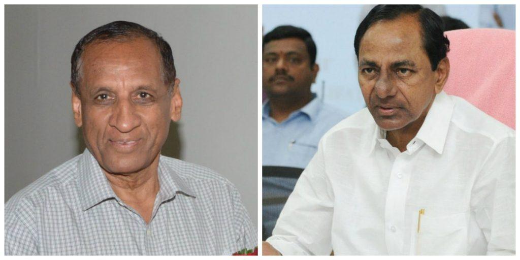 Governor ESL Narsimhan, CM KCR extend Ugadi greetings