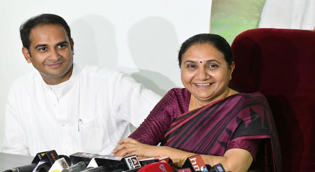 Uma  Reddy quits Telugu Desam party