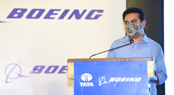 Hyderabad ideal destination for aerospace and defence: KTR