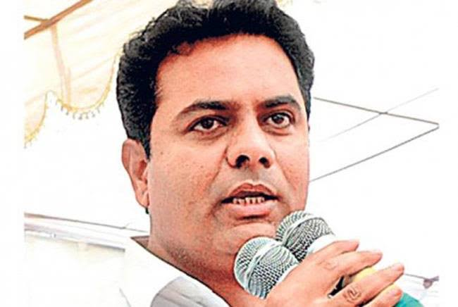 New Municipal Act will come into force soon: K T Rama Rao