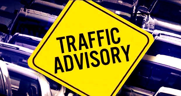 Traffic advisory for Vice President Venkaiah Naidu