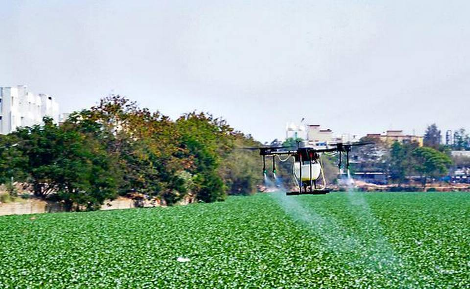 GHMC employing drones to rid Musi of mosquitoes