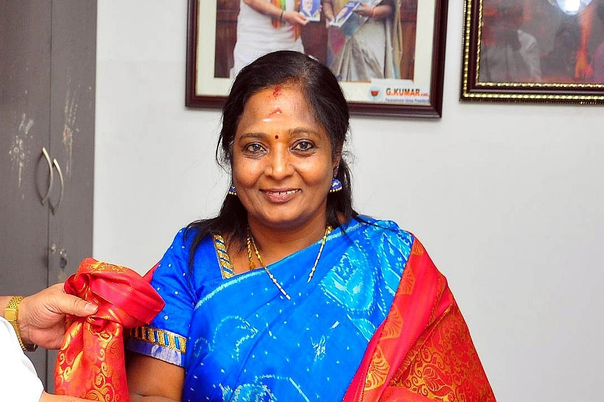 Telangana Governor among Top 20 Global Women of Excellence Award 2020