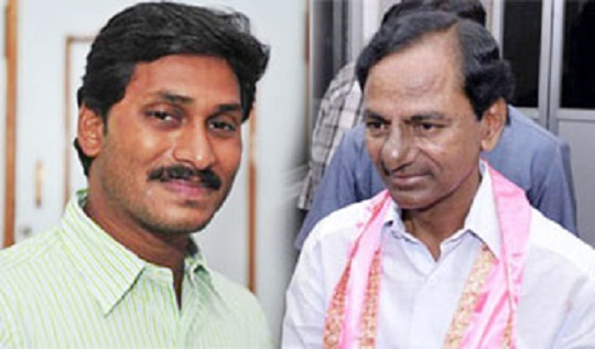 CM KCR and AP CM YS Jagan to meet today