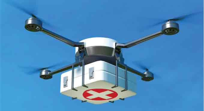 Flipkart to conduct pilot on drone deliveries of vaccines in Telangana