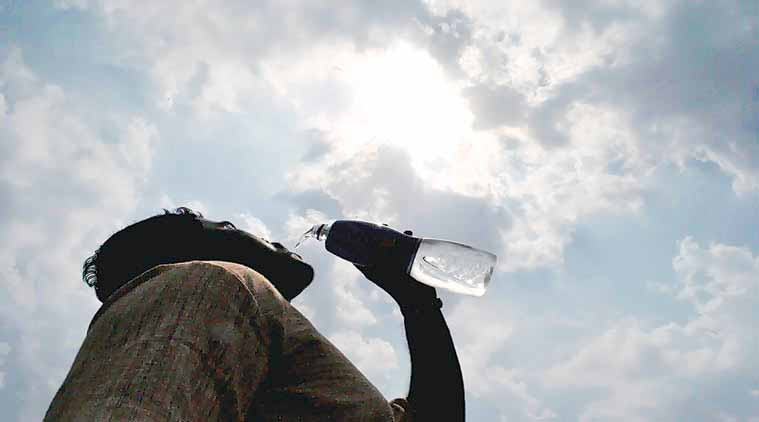 Mercury likely to touch 40 degrees in Hyderabad