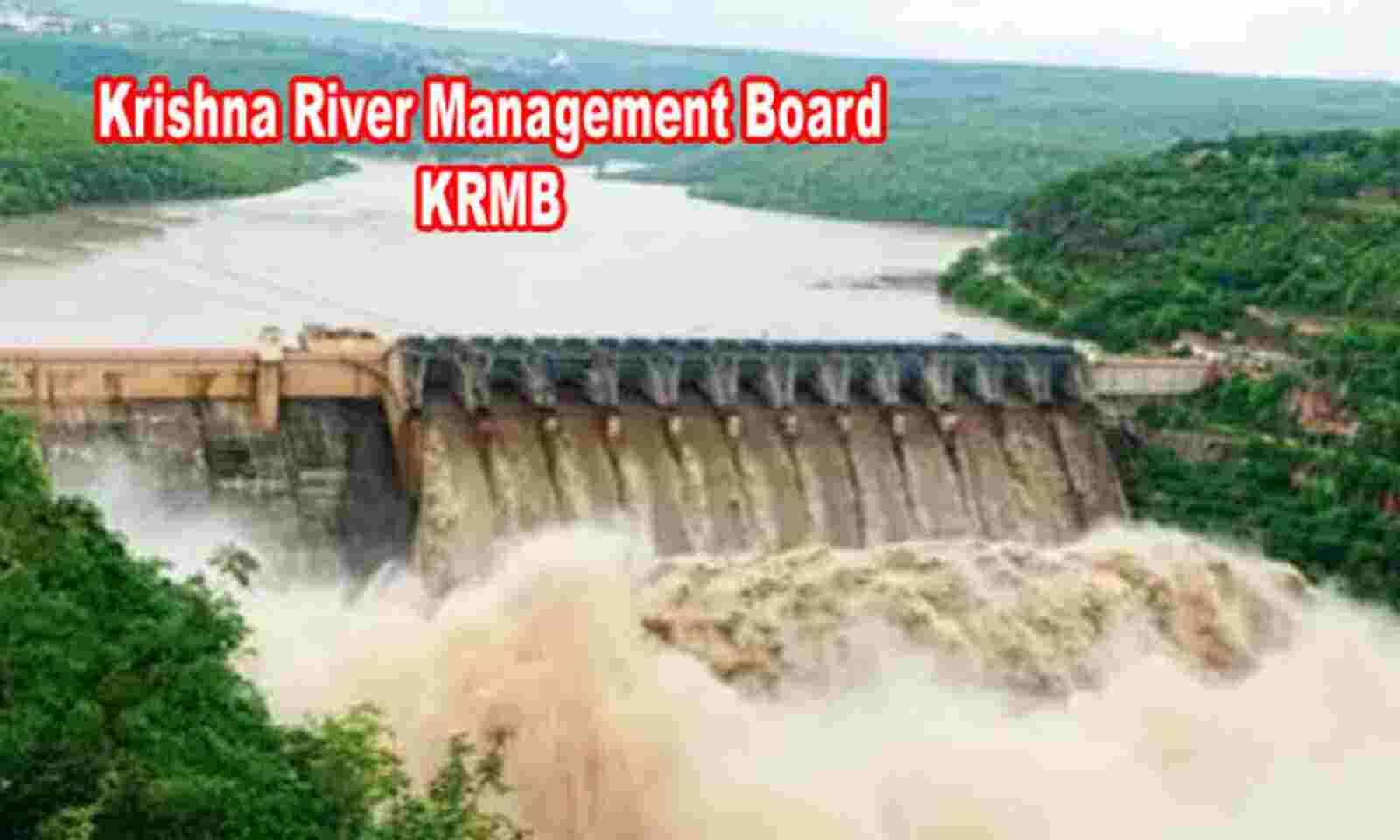 Telangana govt seeks more changes in purview of Krishna River Management Board