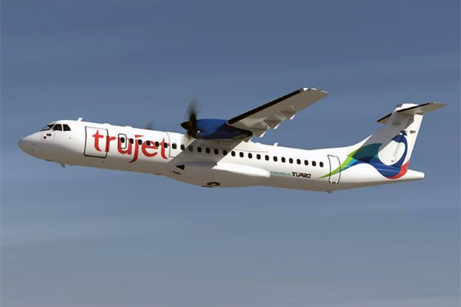 Trujet launches Hyd-Nagpur flights