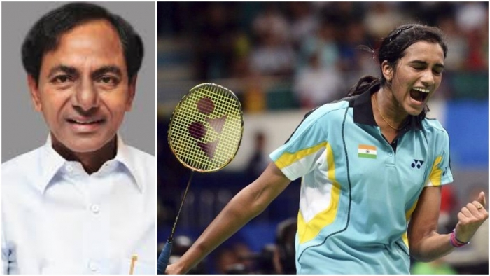 Telangana to give Rs.1 crore cash prize to PV Sindhu