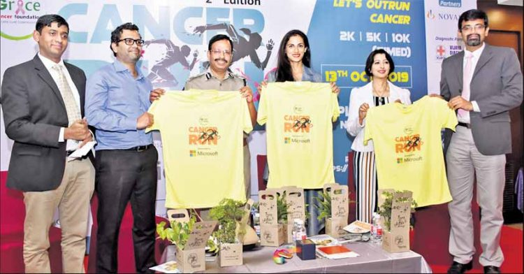 CANcerRUN to be held on Oct 13