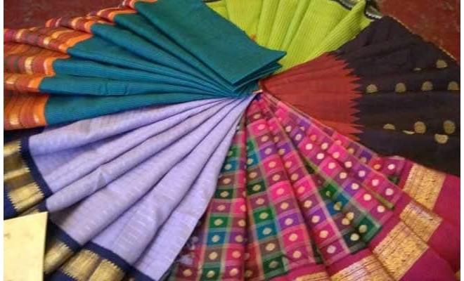 bathukamma-sarees-distribution-to-begin-from-oct-9