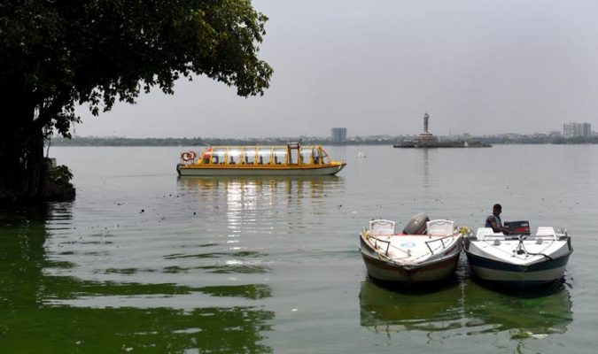 Boating in Hussain Sagar to sail onto a new level