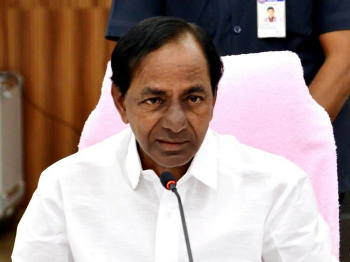 CM KCR directs officials to prepare plan for completion of barrage under Kaleswaram project