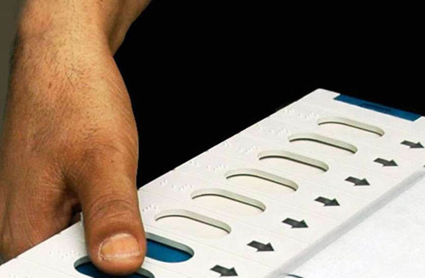 Repolling in three polling stations today