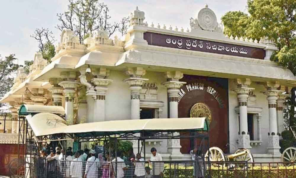 KCR government to raze all structures in Secretariat