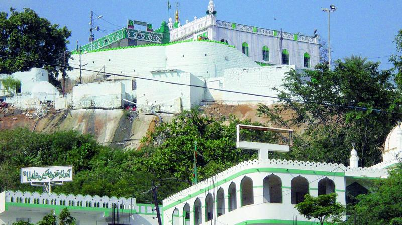 Government sanction Rs.9.60 crore for construction of CC Ramp at Pahadi Sharif