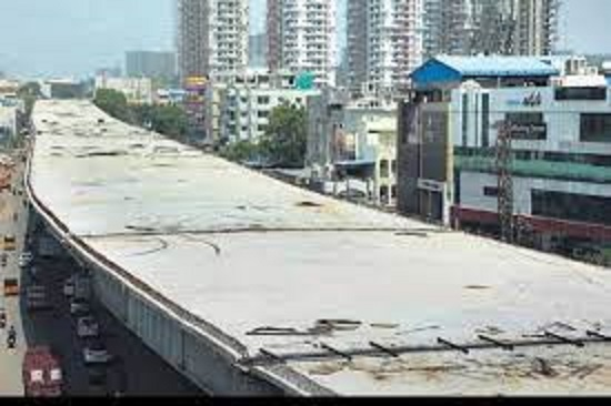 According to GHMC officials, Shaikpet flyover to be ready by end of November