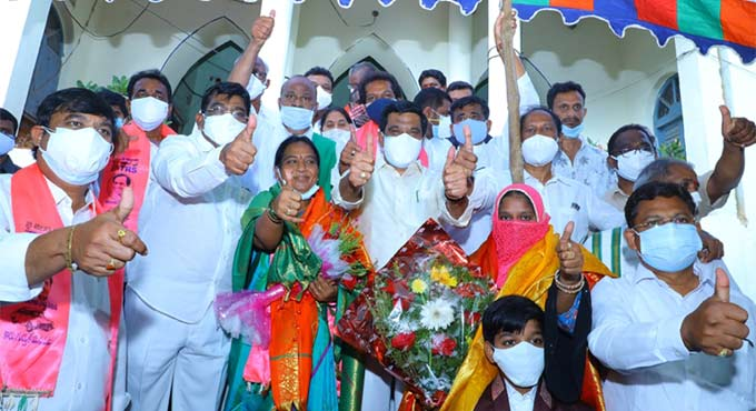 Neeraja elected first woman Mayor of KMC