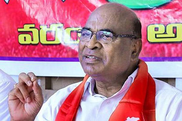 CPI withdraws support to TRS for Huzurnagar bypoll