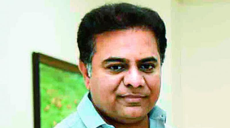 Centre ignoring southern States: K T Rama Rao