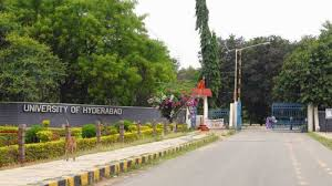 Tension prevailed on University of Hyderabad campus