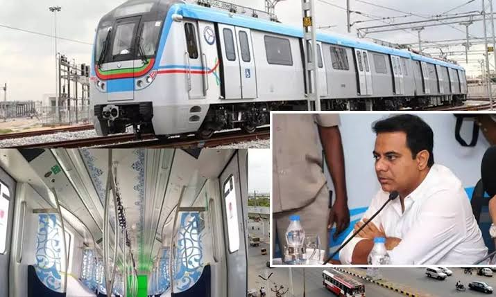 Metro Rail to Old City will begin soon: KTR