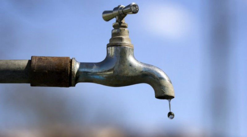 No water supply in some areas on Monday