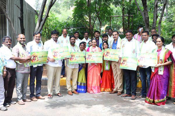 Telangana Jagruthi plans to hold Bathukamma abroad