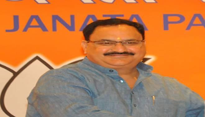 JP Nadda escapes unhurt in lift mishap in Hyderabad