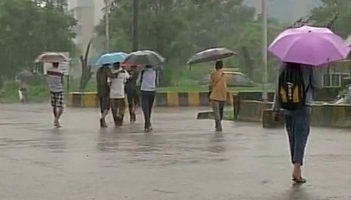 IMD predicts rain in Hyderabad