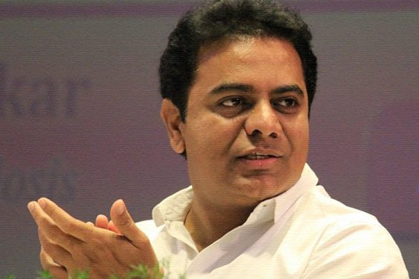 KTR to inaugurate AC bus shelter in Madhapur today