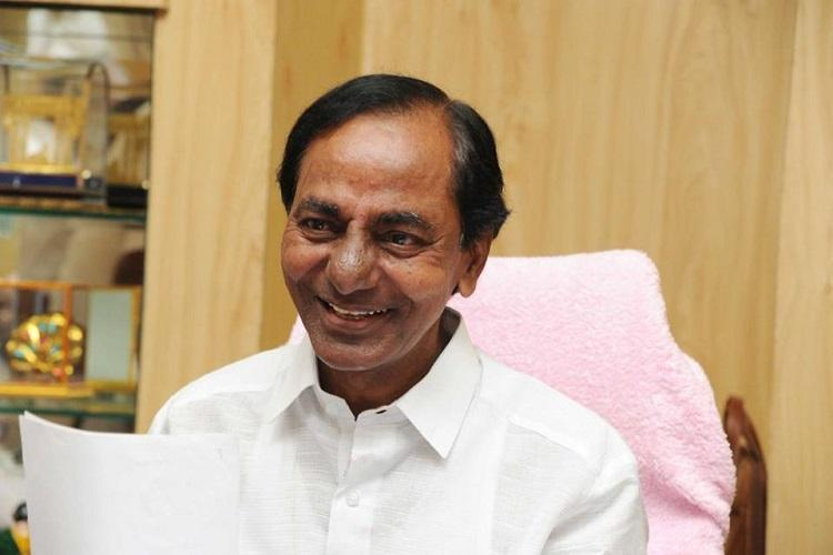 KCR to visit four States from tomorrow