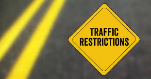 Traffic restrictions in Hyderabad on July 25, 26