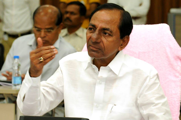 Look at quality, not quantity: CM KCR
